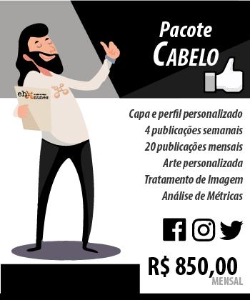 Pacote Redes Sociais - Cabelo - Ehnunes Criação & Design